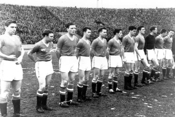 Busby babes last match manchester