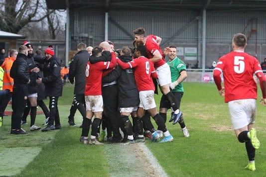 FC United victoire