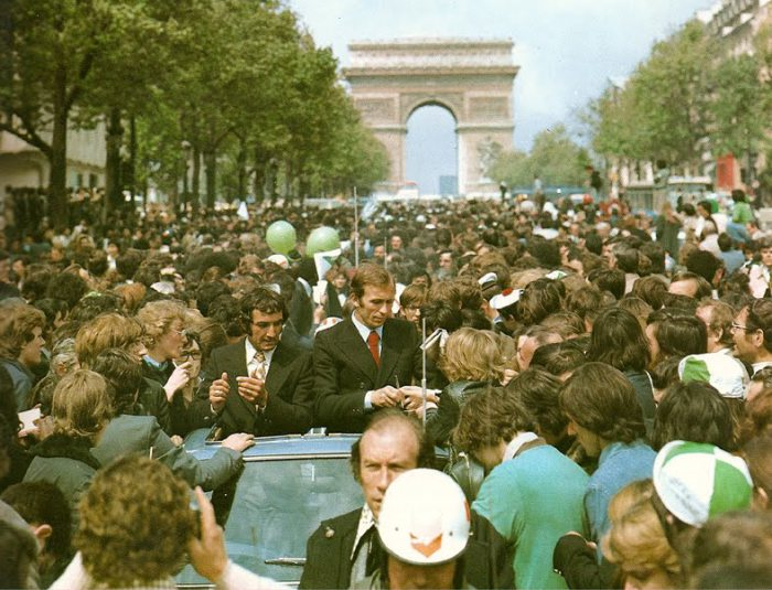 St Etienne curkovic revelli champs elysees 1976