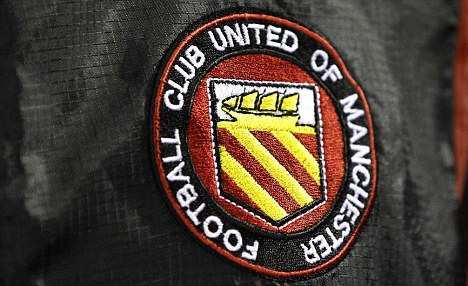 fc United logo brodé