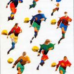 affiche de la coupe du monde 82 oviedo