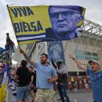 supporter Leeds