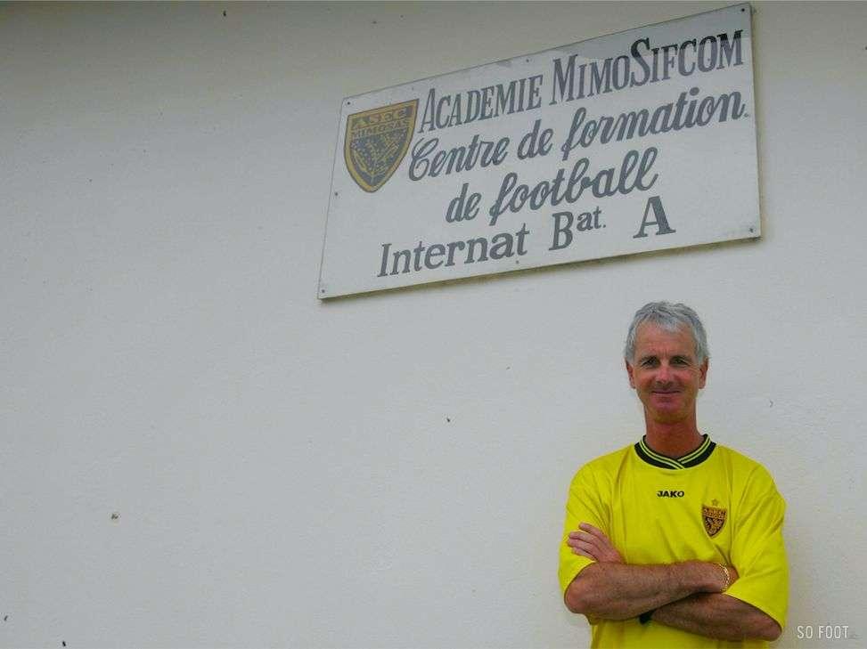 ASEC Abidjan Pascal Théault