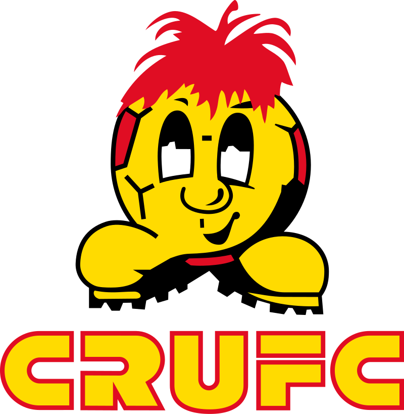 logo CRUFC football
