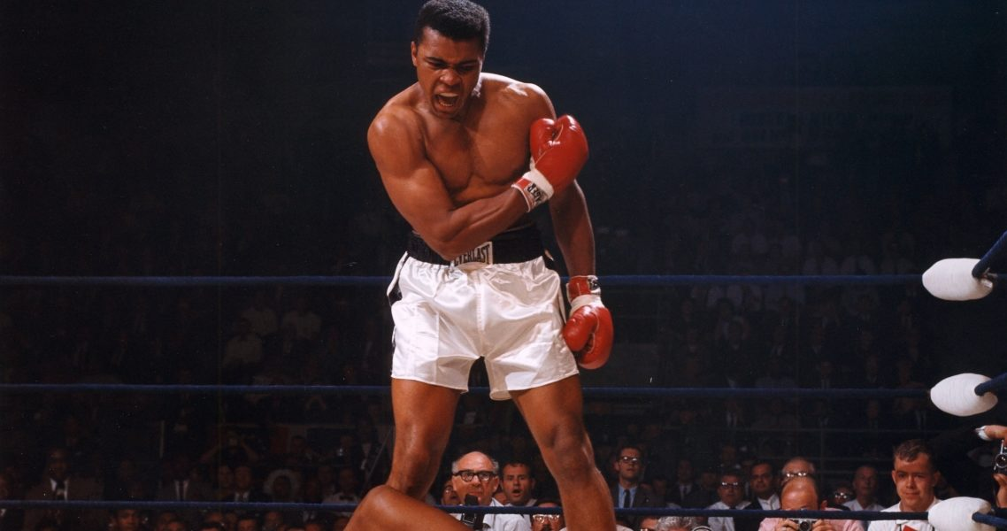Neil Leifer photographie Muhammad Ali Sonny Liston
