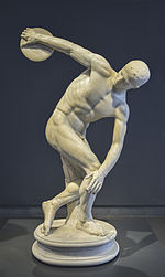 sport et art Grece antique
