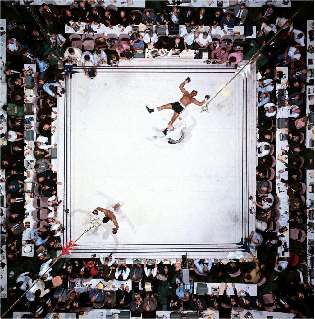 sport et art photographie